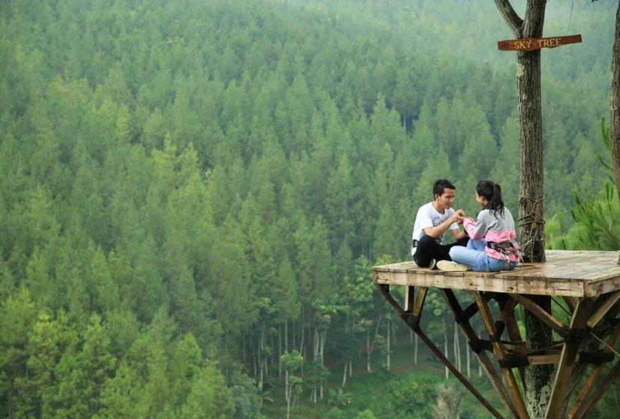 wisata alam bandung e1532491324387 - Tempat Wisata Terindah di Indonesia, Wajib Kamu Kunjungi!