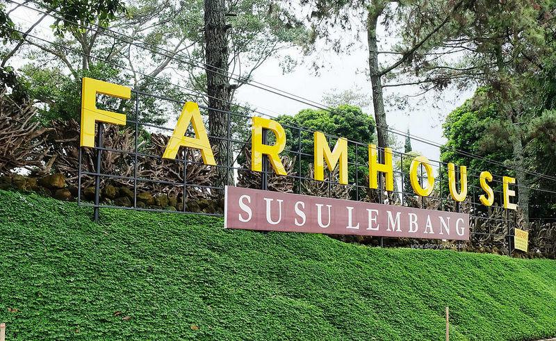 farm house tempat wisata di lembang bandung